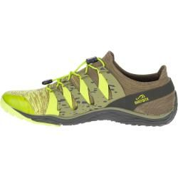 Photo of Merrell Trail Glove 5 3D men's barefoot fitness shoes green 45 Merrell
