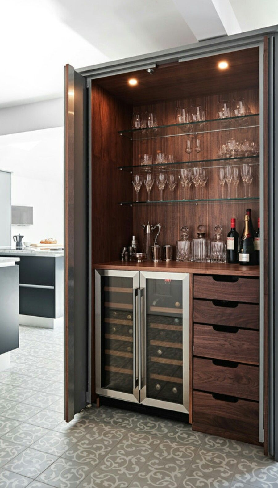Very Cool Home Bar Cabinet Modern Bar Cabinet Bars For Home