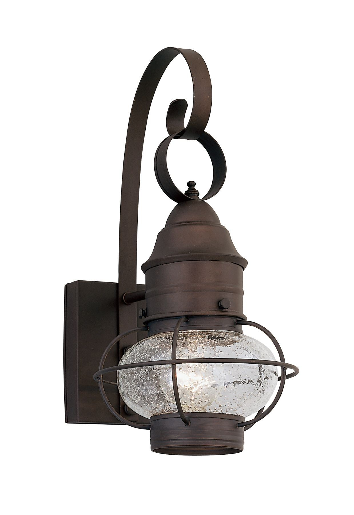 Designers Fountain Nantucket Onion Wall Lantern & Reviews