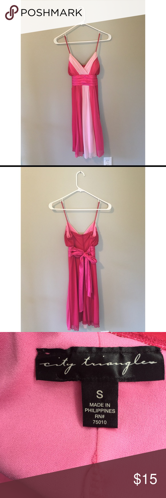Sweet and sassy pink cocktail dress  Pinterest  Pink cocktail
