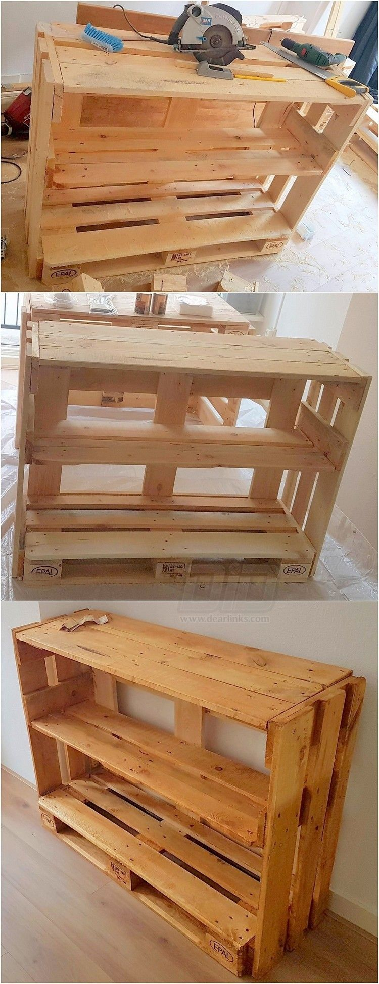 Supreme Allure Pallet Wood Repurpose Ideas #oldpalletsforcrafting