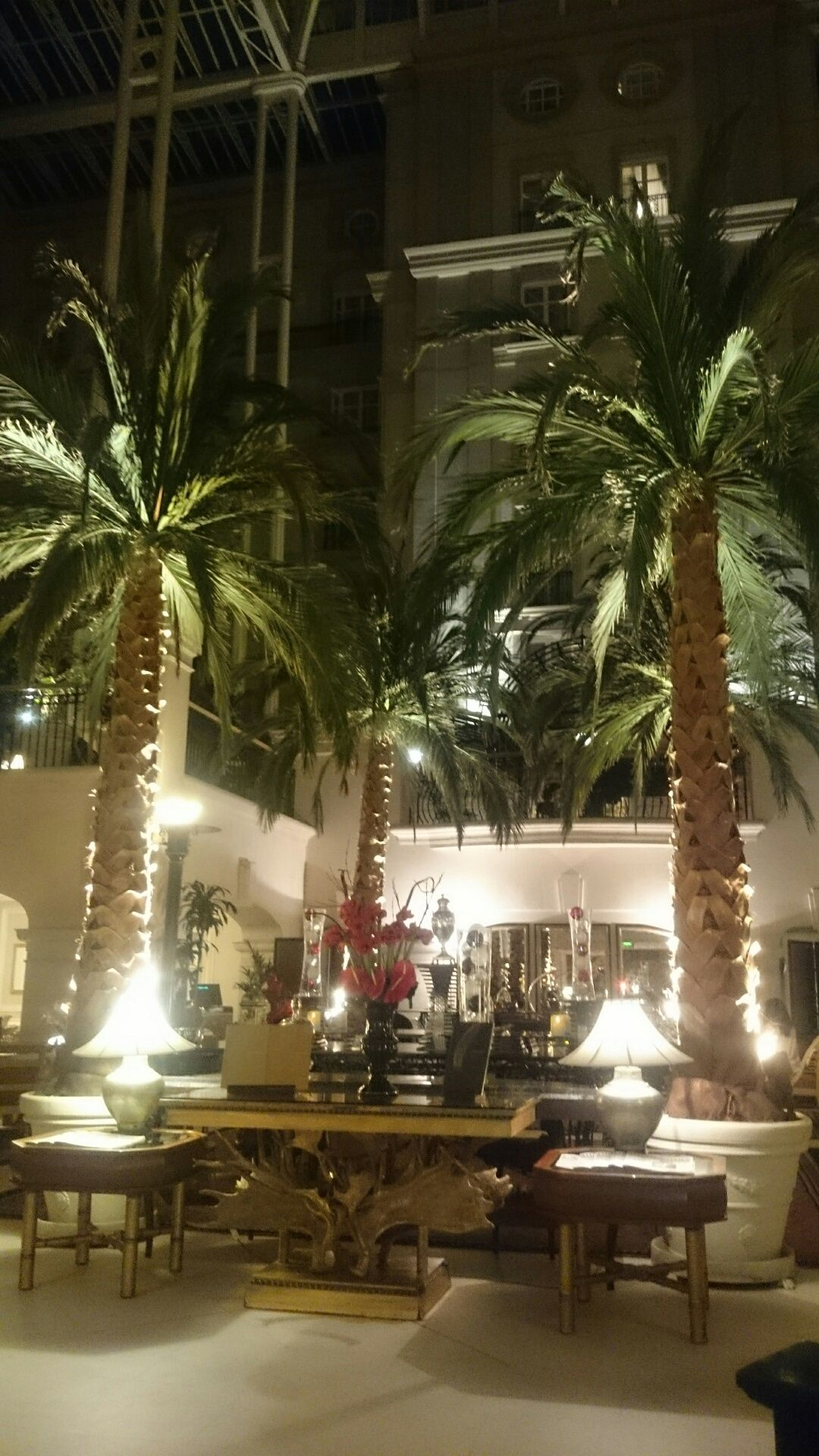 winter garden at the landmark hotel review ultimate london