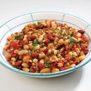 Multi-bean chili