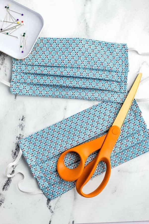Sewing items. in 2020 Selber nähen, Masken selber machen