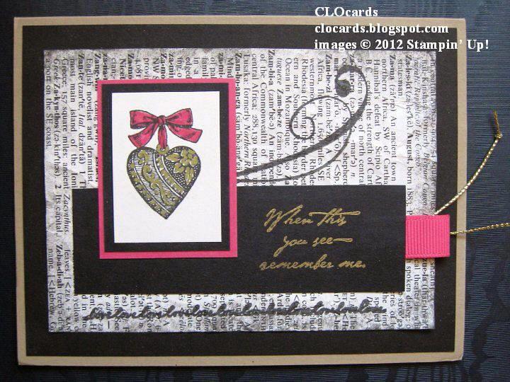 valentine layouts Vintage