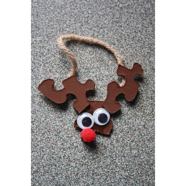 Pinterest / Search results for christmas crafts via Polyvore