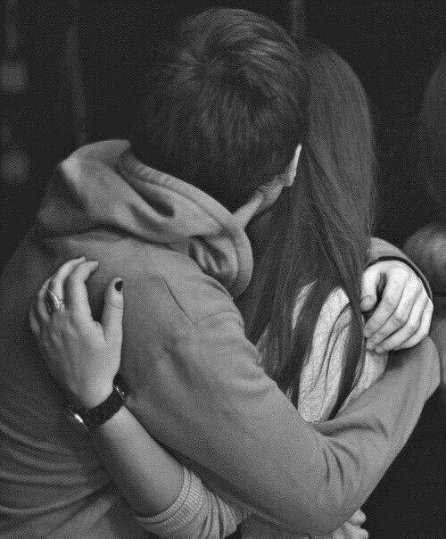 Image Via We Heart It Https Weheartit Com Entry 174270521 Couple Cute Hug Kiss Love Bad Romance Guy Best Friends Hopeless Romantic