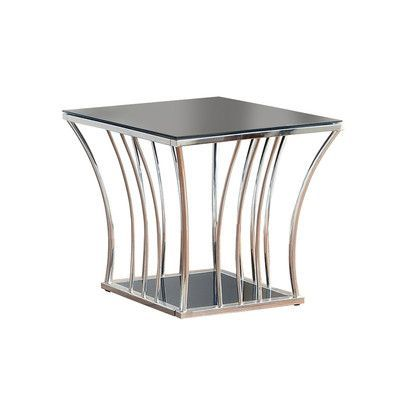 Hokku Designs Villaine End Table