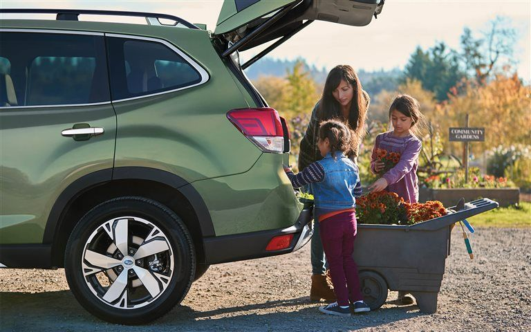 2019 Subaru Forester Best family cars, Subaru forester