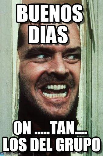 40 Memes Graciosos Para Grupos De Whatsapp Buenos Dias Memes