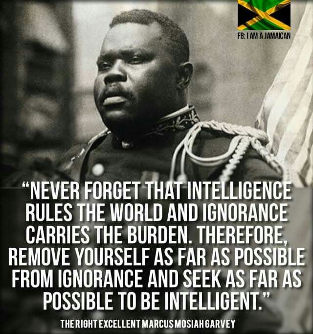 Marcus Garvey Quotes Marcus Garvey  Sayings  Pinterest  Marcus Garvey History And