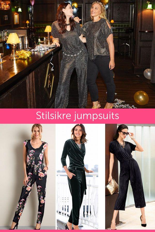 Photo of Stilsikre jumpsuits for enhver anledning