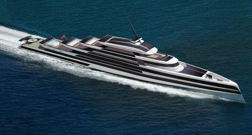 future yachts   Future Yacht, Ark Angel LSV 78, Richard