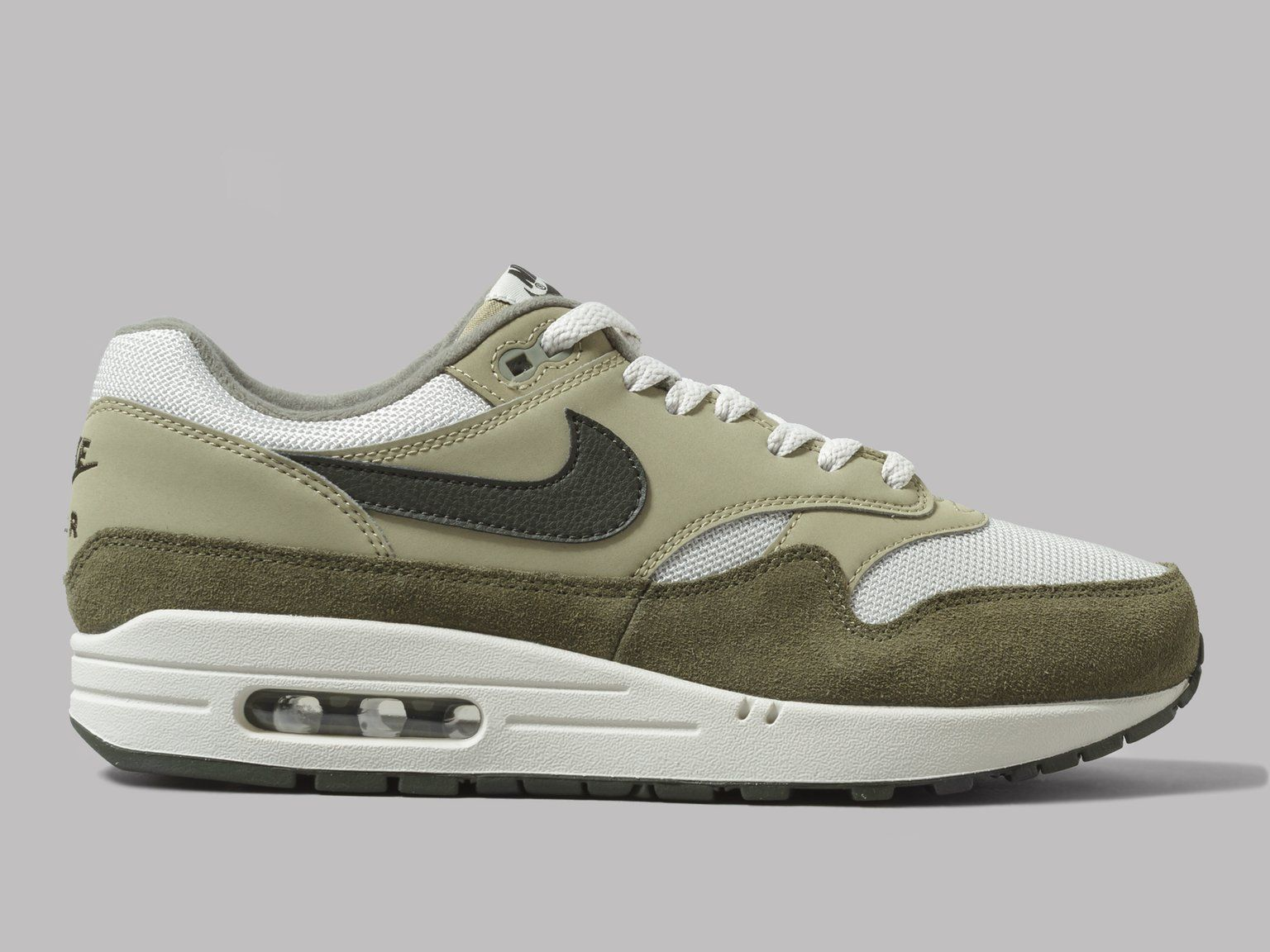 the latest f8237 3f2bd Nike Air Max 1 (Medium Olive   Sequoia   Neutral Olive)