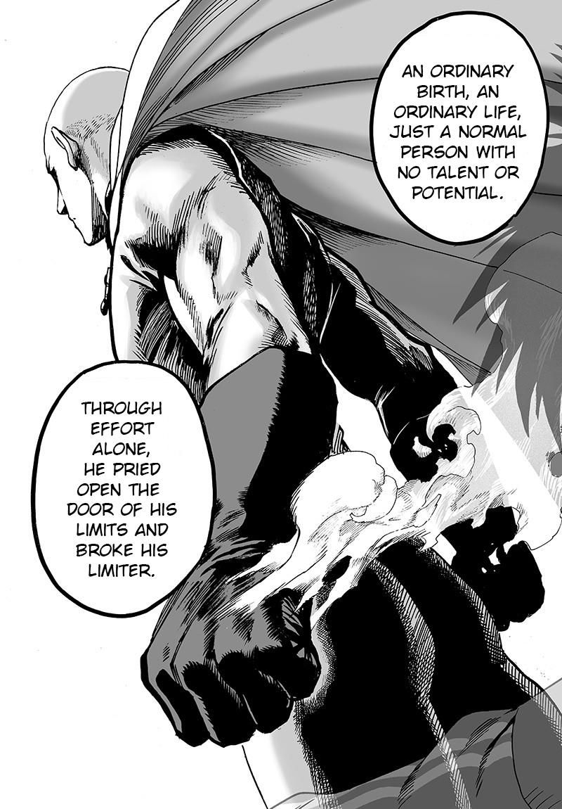 Onepunch Man Chapter 135 47 One Punch Man Manga One Punch Man One Punch