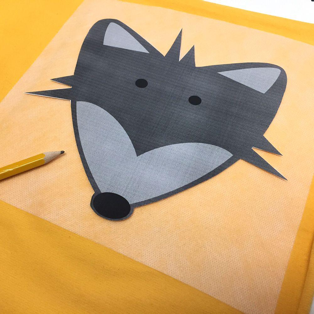 Näh-Anleitung und Vorlage für eine Fuchs-Applikation › BERNINA ...