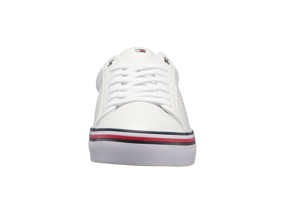 2e9421a9 Tommy Hilfiger Fressia Women's Shoes White Fabric | Products | Tommy ...