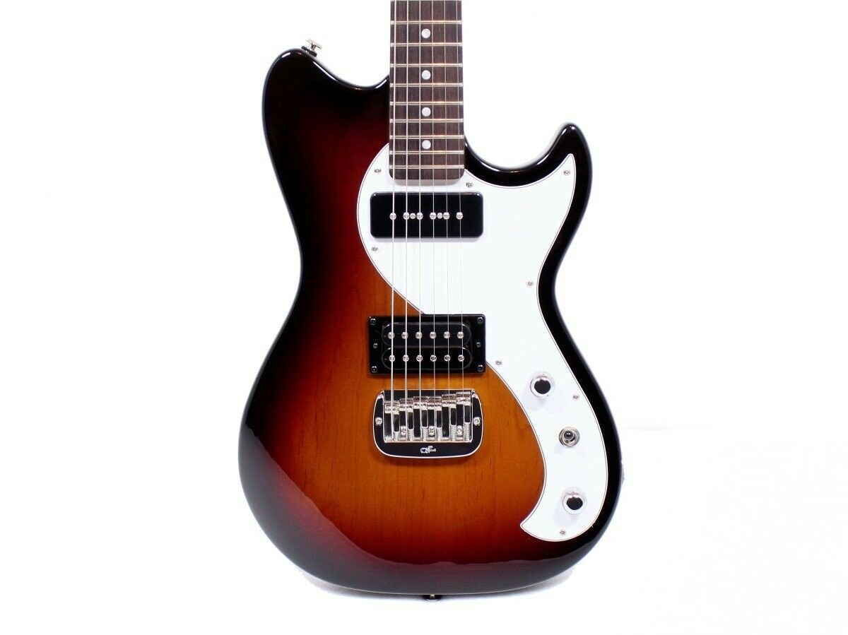 G L Usa Fallout Sunburst Electric Guitar B Stock W Case Price 1 299 99 Guitars F Electric Guitar Electric Guitar For Sale Acoustic Guitar For Sale