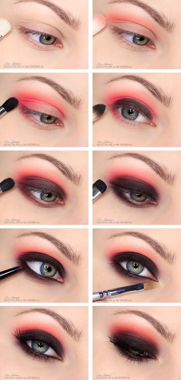 makeup tutorial: twilight | makeup tutorial eyeliner, emo