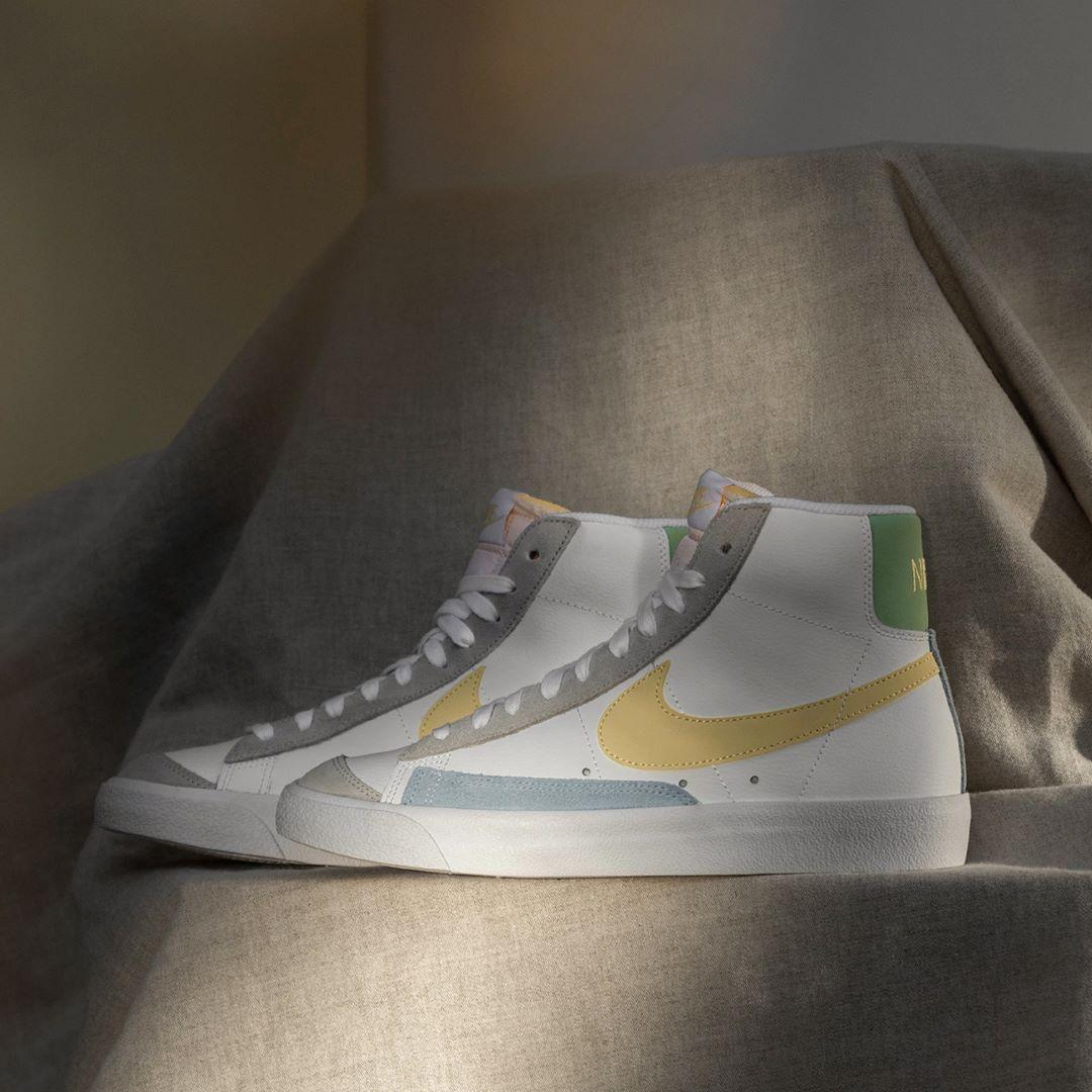 Nike Blazer Mid Vintage 77 White Pastel