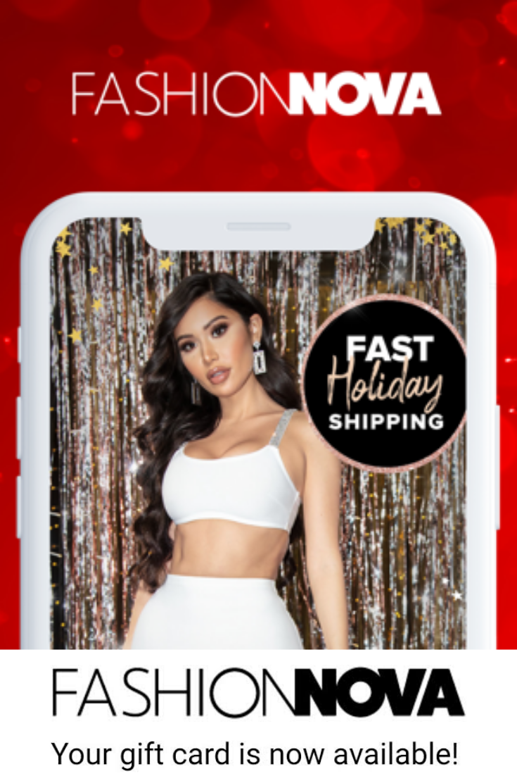 Get Free Extra Giftcard Fashonnova Giveaway In 2020 Best Gift Cards Gift Card Fashion Nova