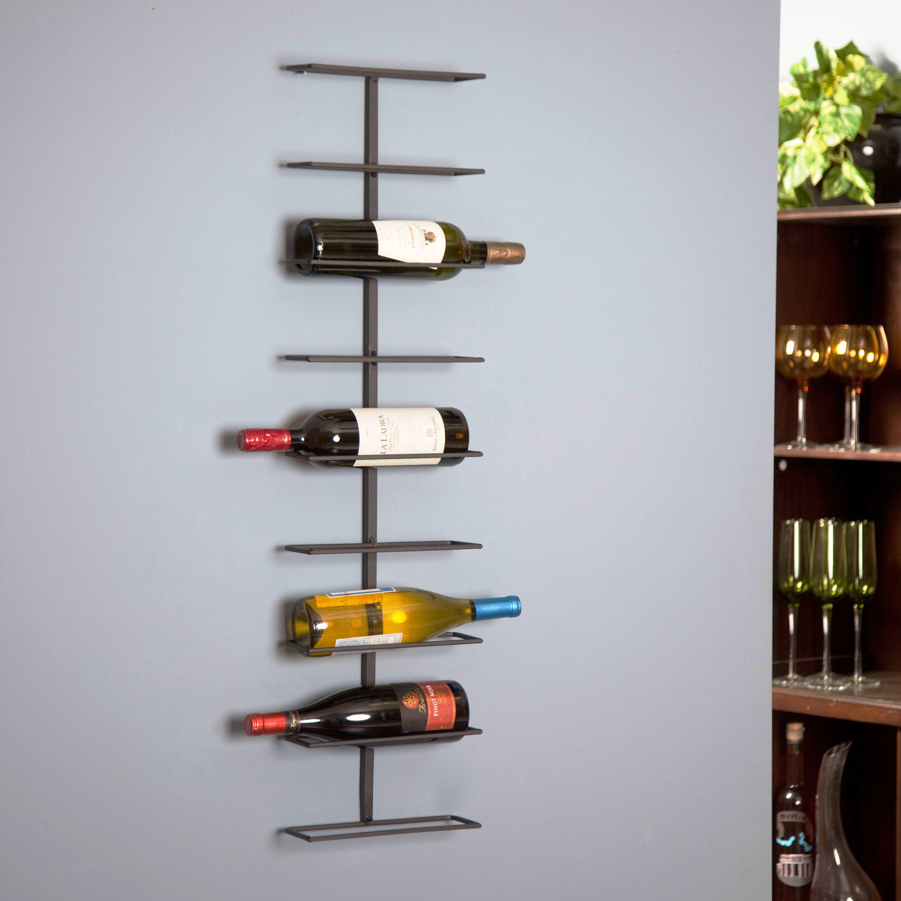 metal-wine-racks-investment-for-your-home-design-inspirations-image ...