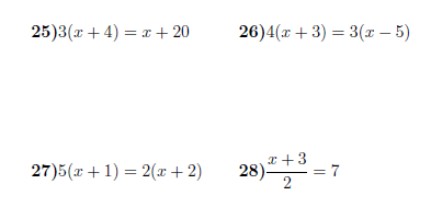 linear equations worksheet no 3 with solutions a worksheet on solving linear equations including the cases with equations with the variable on both sites - Solving Linear Equations Worksheet