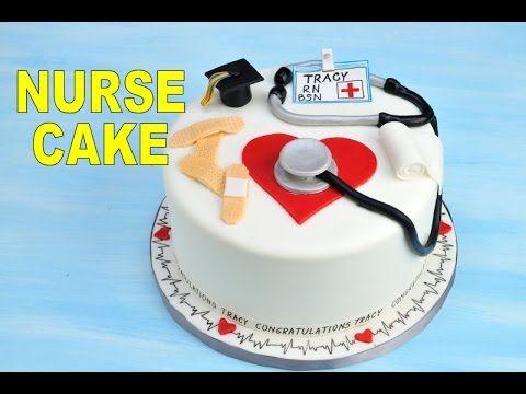 nurse cake haniela 39 s p te sucre comment d corer un. Black Bedroom Furniture Sets. Home Design Ideas