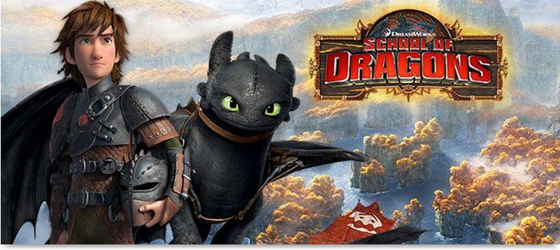 download game school of dragon mod apk