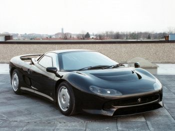 jaguar xj220 pininfarina '1995 | 1.tuning brands (part 1