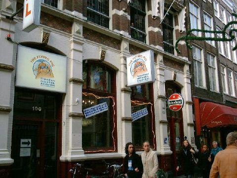 Flying Pig Hostel Amsterdam Favorite Places Places Ive Been Street View