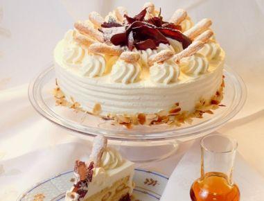 Malakofftorte - Malakoff Torte
