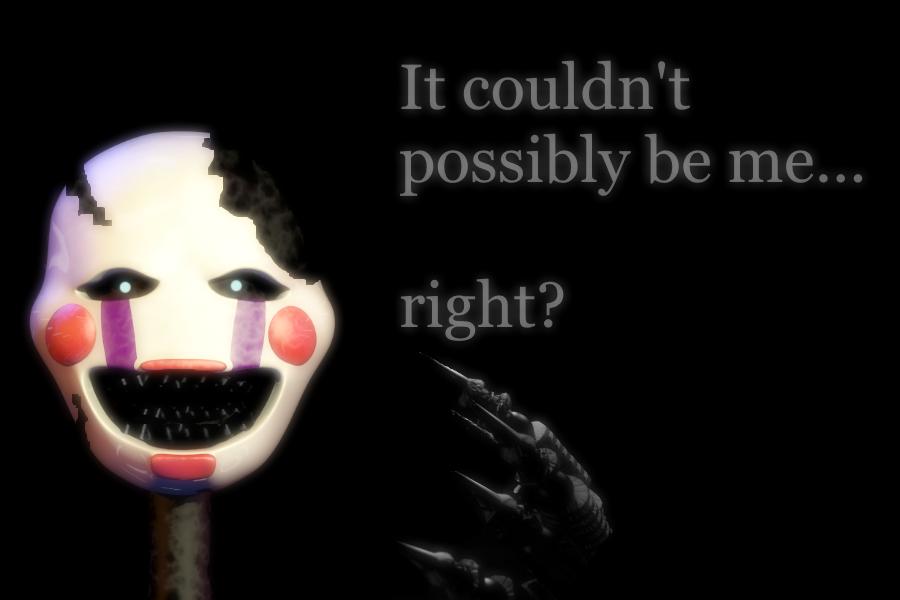 Nightmare Puppet Fanmade Teaser | Fnaf 4 by boocon11 on fan art guys
