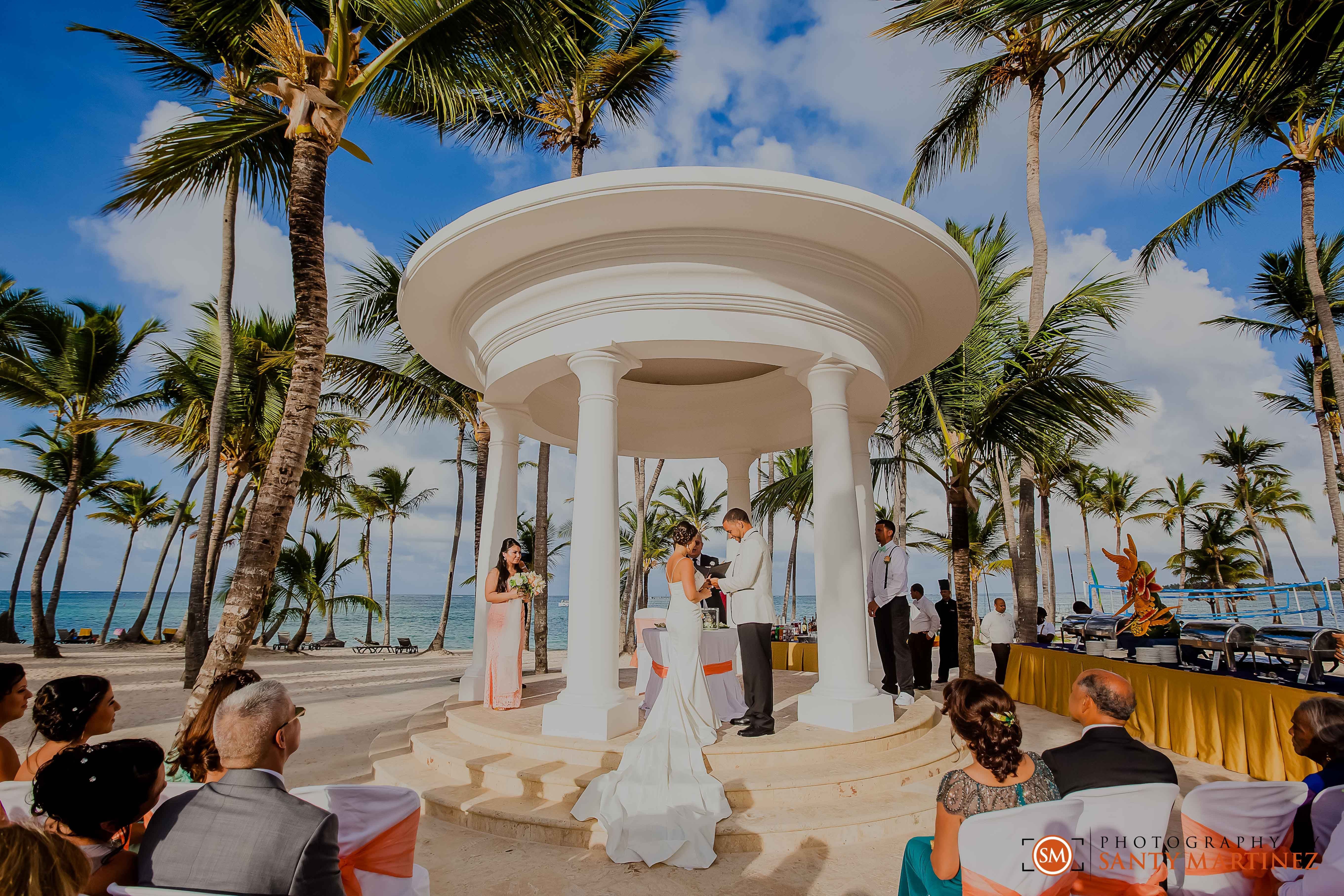 Wedding At Barcelo Bavaro Palace Deluxe Punta Cana Republica Dominicana Photography By