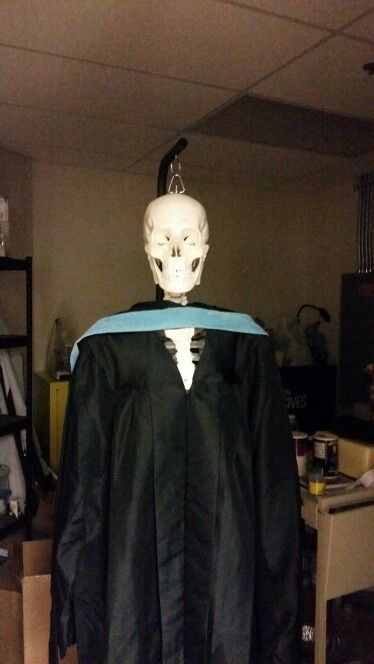 Spooky Scary Graduation