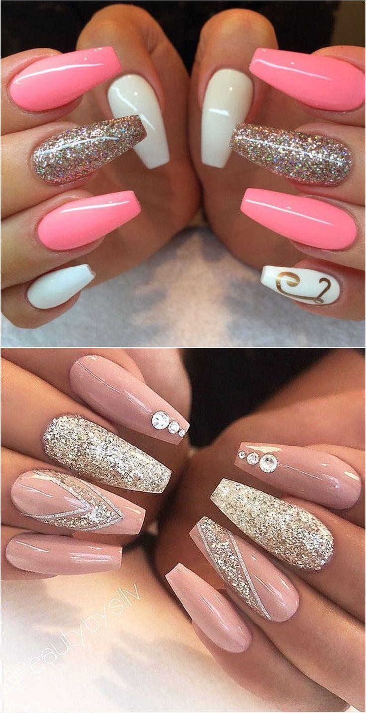 Nails Nailart Nail Art Trends 2018 Nails Art Pinterest Uña