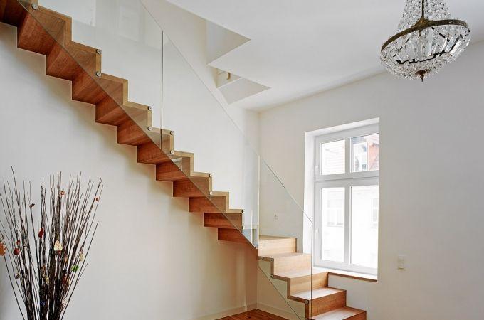 Escaleras con Contrahuella Escaleras Pinterest Escaleras