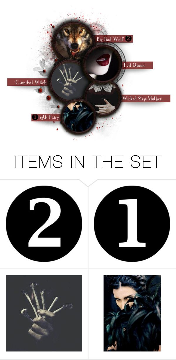"""""""Audition ~ Battle of the Sisters Grimm ~ Villains Edition"""" by xenia ❤ liked on Polyvore featuring art"""
