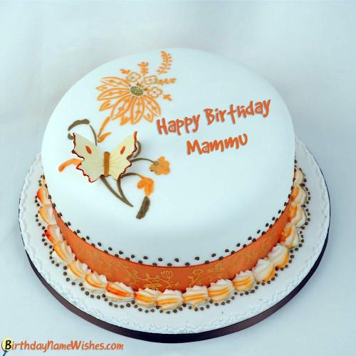 Mammu Birthday Cake Birthday wishes cake, Birthday cake