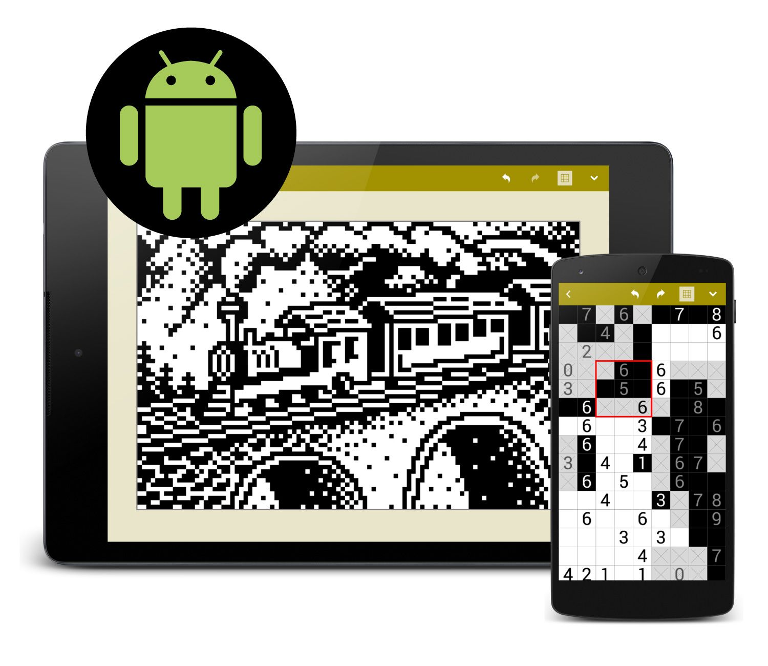 FillaPix for Android First Android Puzzle Game Released