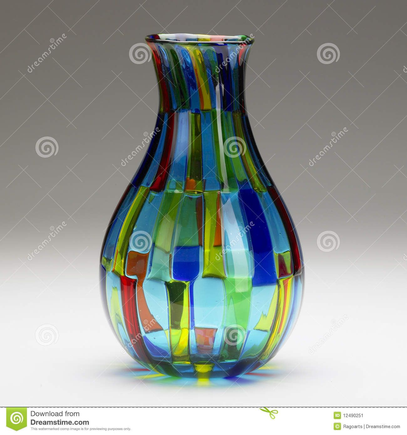Beautiful glass vase download from over 39 million high quality image detail for rare italian hand blown glass multi colored vase stock photo 44255356 reviewsmspy
