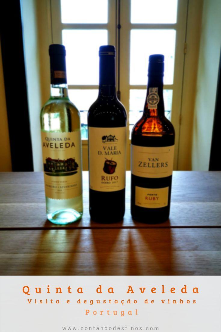 Degustação de vinhos em Portugal. Visitamos a Quinta da Aveleda, e degustamos vinhos que eles produzem. Uma experiência imperdível em Portugal. #portugal #vinhosportugueses