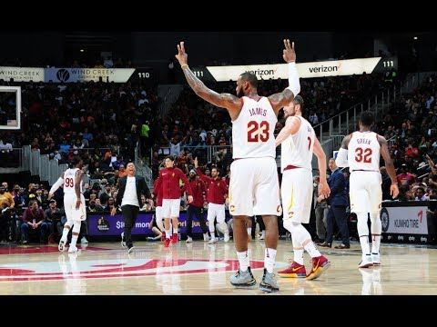 547b587b22d Best of the Cleveland Cavaliers  10-Game Winning Streak - YouTube ...