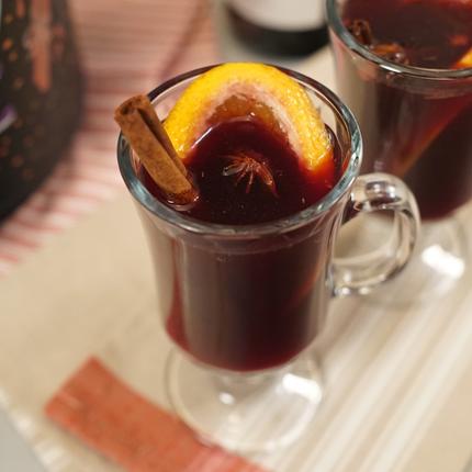 Crockpot Spiced Wine - Sprouts Recipe