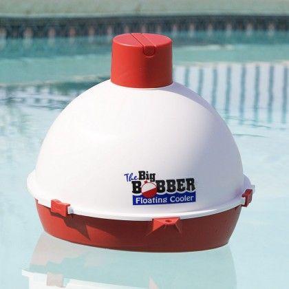 The Big Bobber Floating Beverage Cooler Too Funny Sponsored