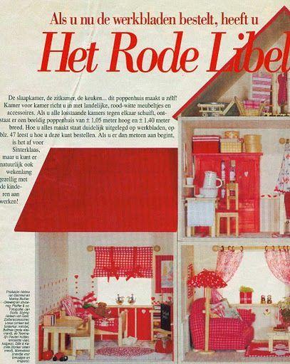 Super Het Rode Libelle poppenhuis - Marleen zoutman - Picasa-Webalben &RH49