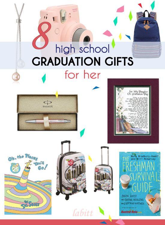 15 High School Graduation Gift Ideas For Girls Updated