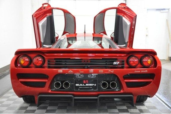 Saleen S7 For Sale Dupont Registry Twin Turbo Dupont Registry Car