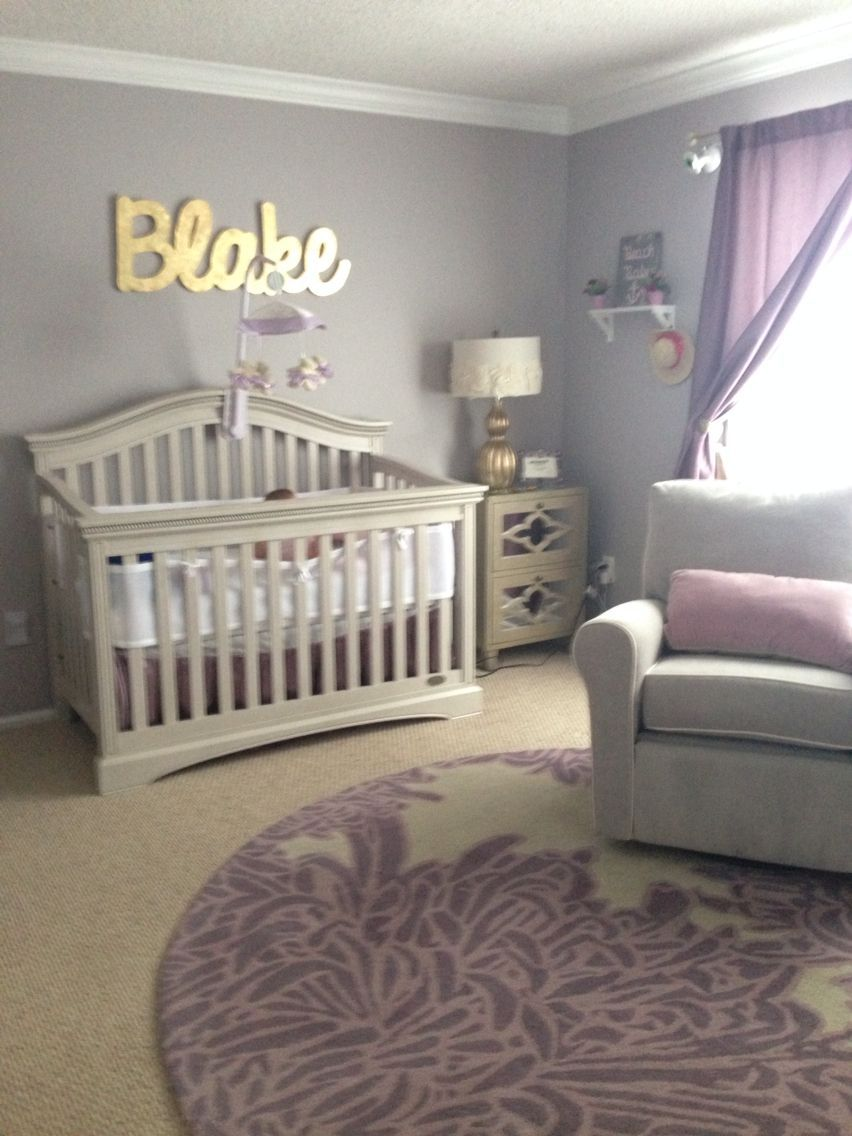 Explore Baby Girl Room Ideas On Pinterest See More About Roo Purple Nursery Pink