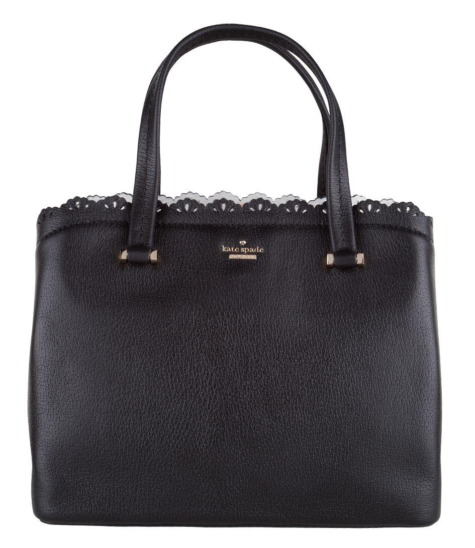 Fordham Court Moira Bag black (001) Kate Spade | The Little Green Bag